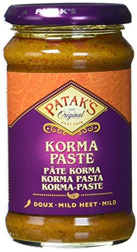Patak`s Currypaste, Korma, 290 g