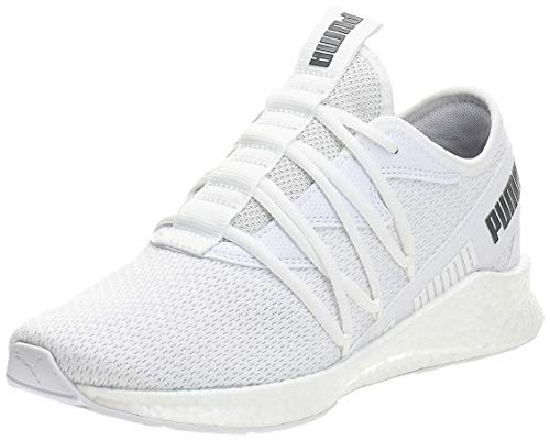 Puma Unisex-Erwachsene NRGY Star Leichtathletik-Schuh, White-Castlerock, 46 EU