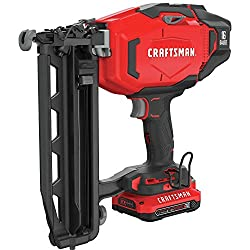 powerful CRAFTSMAN V20 Cordless Nail Set, 16GA (CMCN616C1)