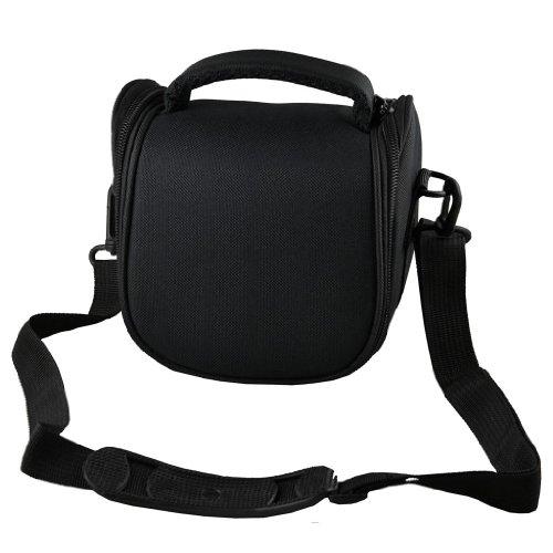 AA2 Black Camera Case Bag for Panasonic LUMIX DMC LZ20 FZ200 FZ62 LZ30 LZ40