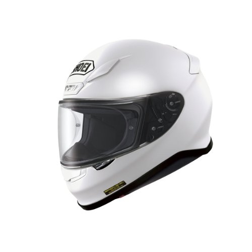 Shoei NXR Plain White White S