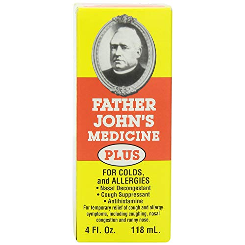 FATHER JOHNS PLUS LIQUID Size: 4 OZ