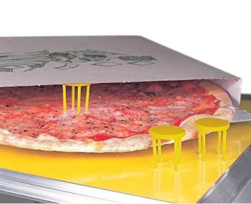 Entretoise, séparateur, tabouret pour Pizza à emporter