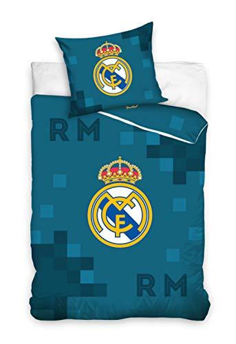 Real Madrid Bettwäsche 135x200cm RM181018