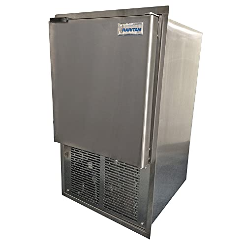 Raritan Icerette Automatic Ice Cube Maker - Stainless Steel - 115VAC