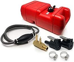 Five Oceans 6 Gallon Fuel Tank Portable Kit (OMC, Johnson & Evinrude), 3/8 inches FO-3866
