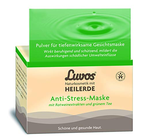 LUVOS Gesichtsmaske Anti-Stress, 90 ml