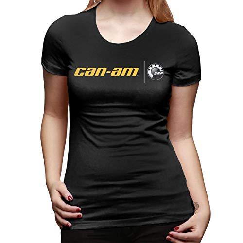 Anakalenina Short Sleeve Leisure Fitness Running Yoga Can Am Spyder Women's T-Shirt