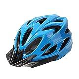 OUMIFA Casco Ajustable Casco de Bicicleta Ligero de la montaña de Casco Transpirable MTB Montar en Bicicleta Sombrero de Seguridad Gorra Protección de Cabeza Equipo de Ciclismo Bicicleta de Carretera