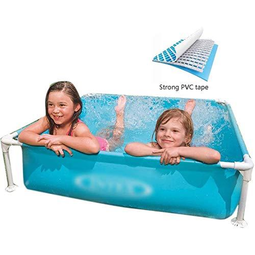 Qazxsw Soporte Piscina/Mini Tubo Cuadrado Rack Pool Pool/Ocean Ball Pool/Piscina de Arena para niños