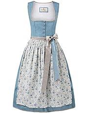 Stockerpoint Damen Dirndl Adele Kleid für besondere Anlässe