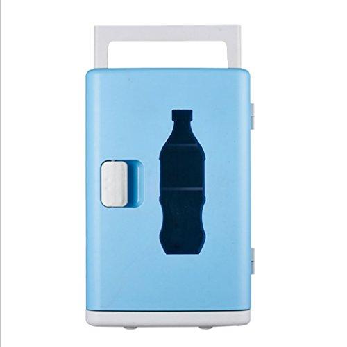 Q-HL Auto Elektrische Kühlschrank Kühlbox, 10-Liter-Auto Kühlschrank, Kühl-und Heizbetrieb Dual-Purpose Mini-Kühlschrank, elektronischer Kühlschrank, Thermostat.