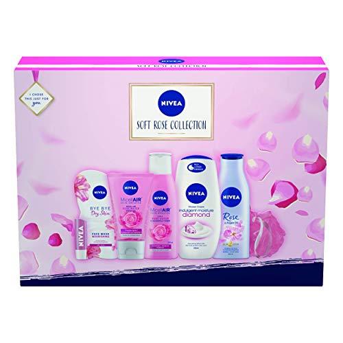 Nivea Soft Rose Collection