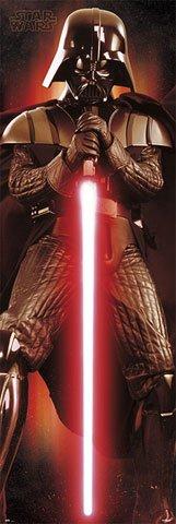 Star Wars - The Last Jedi - Türposter - Darth Vader - Sword + Ü-Poster