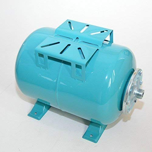 Powermat Druckkessel Ausdehnungsgefäß 80Liter, Membrankessel, Hauswasserwerk (80 Liter).