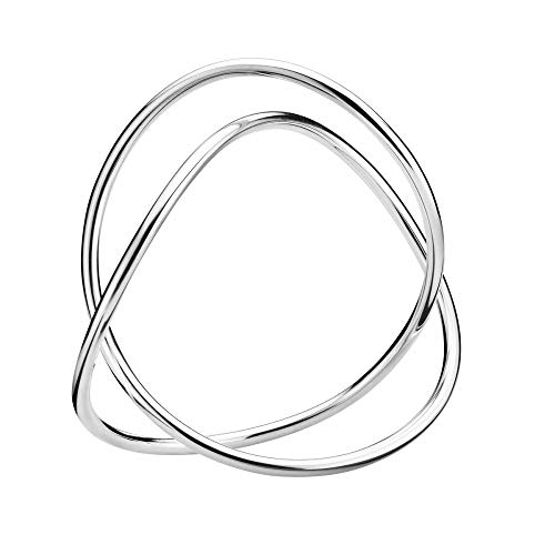 Georg Jensen-Silver Armreif Alliance, Medium