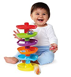 Early Years Whirl Go Ball Tower For Babies and Toddlers