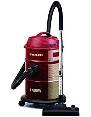 Nikai Vacuum Cleaner 1400 Watts 17 Liters NVC211T
