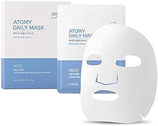 [NEW] Atomy Daily Mask Sheet 10 Pack- Hydrating & Lifting アトミ 自然由来の成分と4つの特許成分マスクパック(並行輸入品)