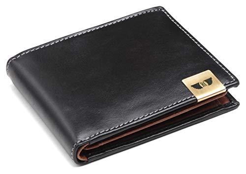 Royster Callus Black Men's Wallet (RCW1023)