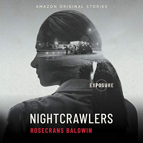 Nightcrawlers audiobook cover art