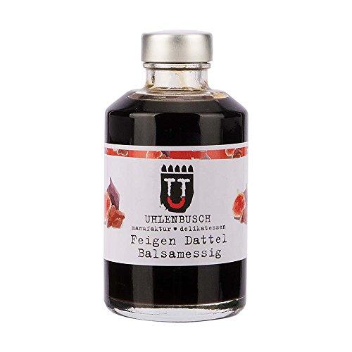 Uhlenbusch Manufaktur Feigen Dattel Balsam Essig 200 ml
