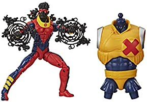 Hasbro Marvel Legends Series Collection - Figura coleccionable de Sunspot de 15 cm - Diseño premium y 2 accesorios