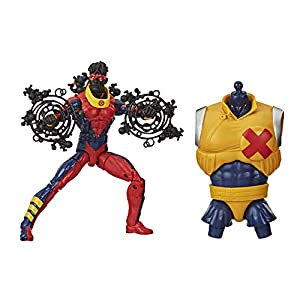 Hasbro Marvel Legends Series Collection 6-inch Marvel's Sunspot Action Figure Toy Premium Design and 2 Accessories