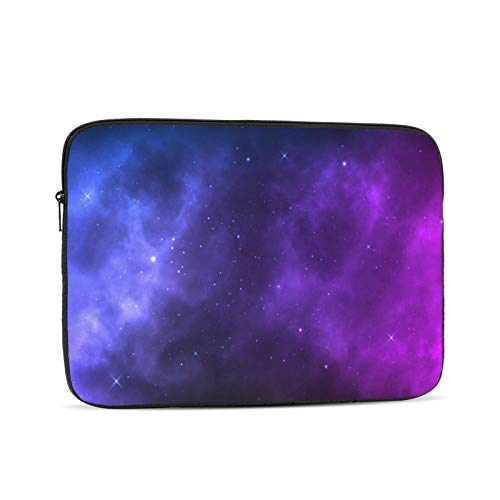 Universe Star Nebula Galaxy Laptop Case,Laptop Sleeve Compatible with MacBook Pro Compatible P OMEN,Slim and Anti-Shock Notebook 10 inch