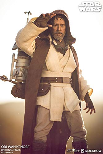 Sideshow Collectibles SS100327 Sideshow-1:6 OBI-Wan Kenobi-Mythos Collection, Multi image