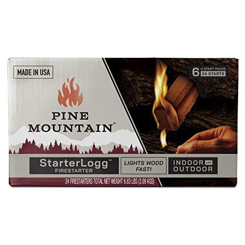 Pine Mountain StarterLogg Select-A-Size Firestarting Blocks