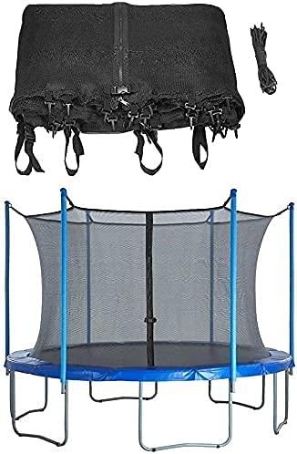 WXking Red de seguridad para cama elástica transpirable para cama elástica, accesorios para trampolines de 1,8 m, 2,4 m, 3,6 m, 3,6 m, 4,0 m, 4,3 m, 4,3 m, 4,5 m, 4,5 m, 4,9 m, red de 4,9 m, 6 pies