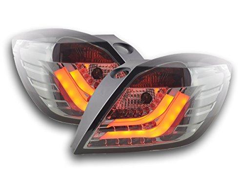 FK Automotive FKRLXLOP13039 LED Rückleuchten Heckleuchten, Schwarz