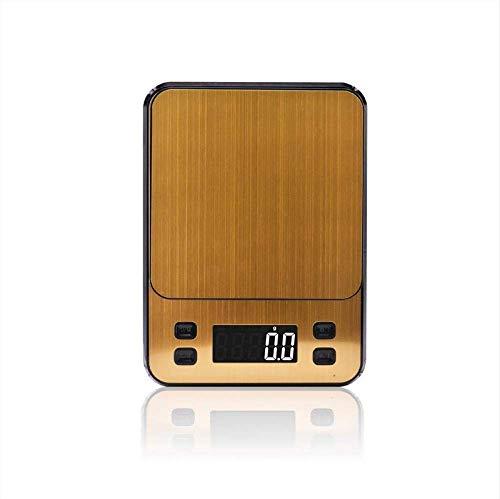 Keuken Thuis Multifunctionele Weegschalen 5Kg 1G USB Aangedreven Keukenweegschaal met Netsnoer Elektronische Weegschaal 306-3_Kg_/0.1G