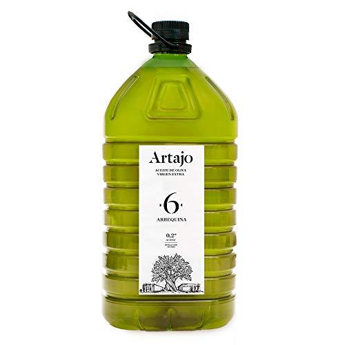 Artajo 6 Arbequina Aceite de Oliva Virgen Extra 5000 ml