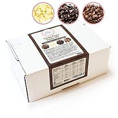 FOOD crew 900g Fondue-Schokolade aus
