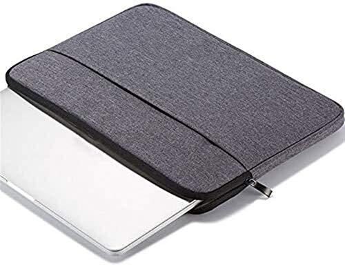 Accesorios de pestañas para Huawei MEDIAPAD T3 8.0 Play Play Pad 2 KOB-L09 KOB-W09, Funda de Bolsa de Manga a Prueba de Golpes para Huawei T3 8.0 M2 M3 Lite 8 (Color : T3 8.0 Dark Grey Bag)