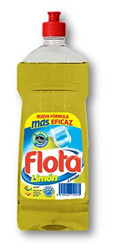 Flota Vajillas Diluido Limón - 850 ml