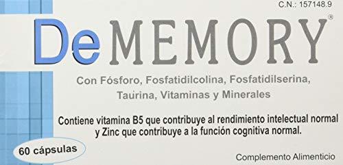 Dememory - 60 Cápsulas