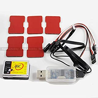 Yoton ZYX-S2 Flybarless 3-Axis Gyro System ZYX-S V2 ZYX23 For Trex 450 500 550 600 700 FBL RC Helicopter