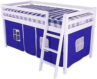 HLS blue Tent for Midsleeper Cabin Bunk Bed