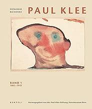 Paul Klee: Catalogue Raisonne - Volume 1: 1883-1912 (german edition)