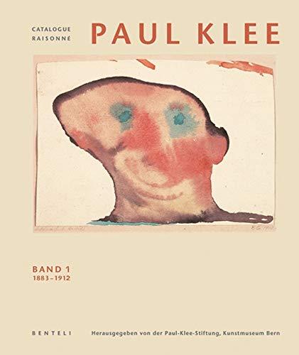 Catalogue raisonne Paul Klee, 9 Bde., Bd.1, 1883-1912: Werke 1883-1912. Jugendwerk: Bern, München. Der blaue Reiter (Catalogue raisonné Paul Klee. ... und ausführliches Glossar Dt. /Engl.)