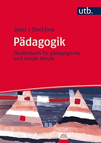 Pädagogik: Studienbuch für pädagogische und soziale Berufe (Studienbuch für soziale Berufe 8644)