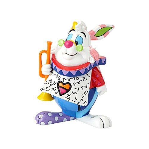 Disney Britto 6001310 - El conejo blanco, Alicia en el país de las maravillas