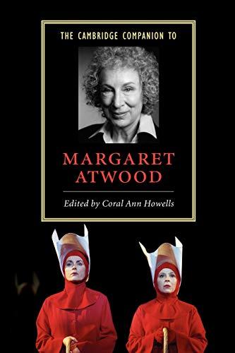 The Cambridge Companion to Margaret Atwood (Cambridge Companions to Literature)