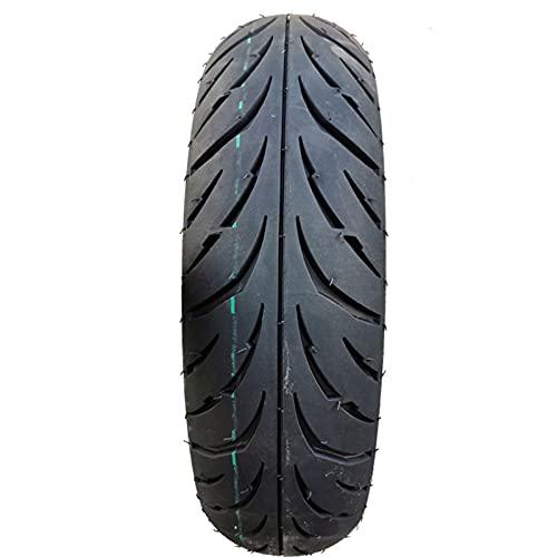 JXINGY Neumático de 14 Pulgadas para Coche Eléctrico, Motocicleta, Neumático Sin Cámara, 120/70-14, Neumático Fresco para Coche, Neumático de Forma Especial de Gran Desplazamiento