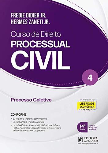 Curso de Direito Processual Civil (Volume 4)