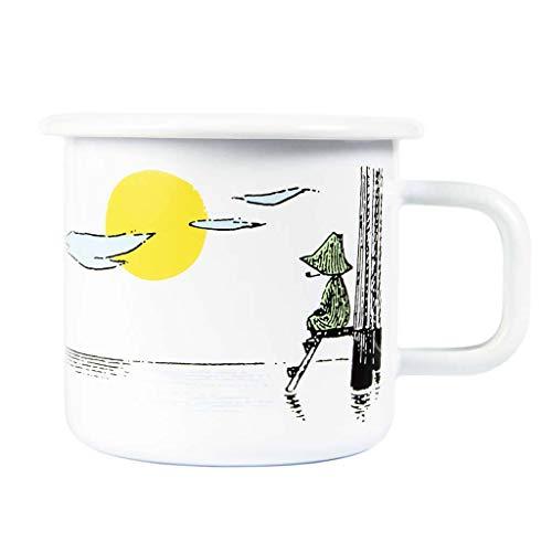 Muurla Enamel Mug 3,7dl Day Dreaming - in a Gift Box