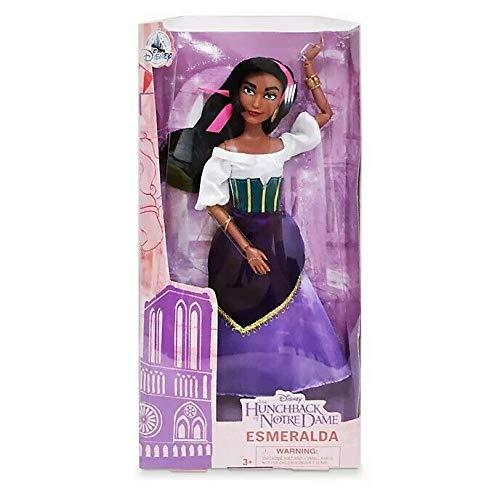 esmeralda Poupée Le bossu de Notre Dame Disney Officiel 2020/2021